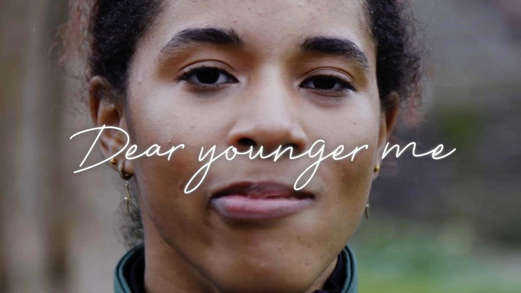 Dear Younger Me - Tegan