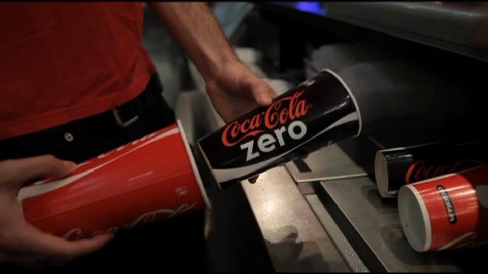 SWAP. Coca-Cola