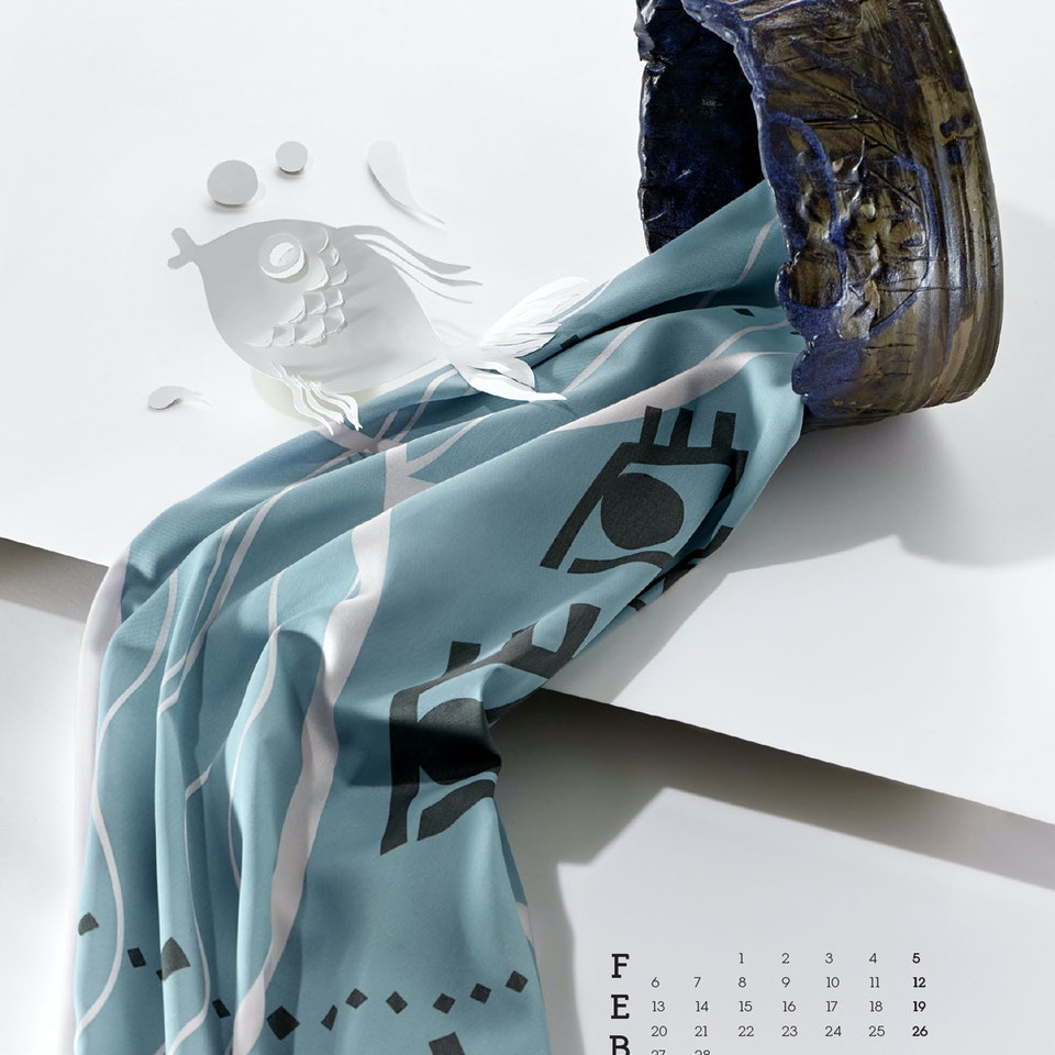 calender for photography feb