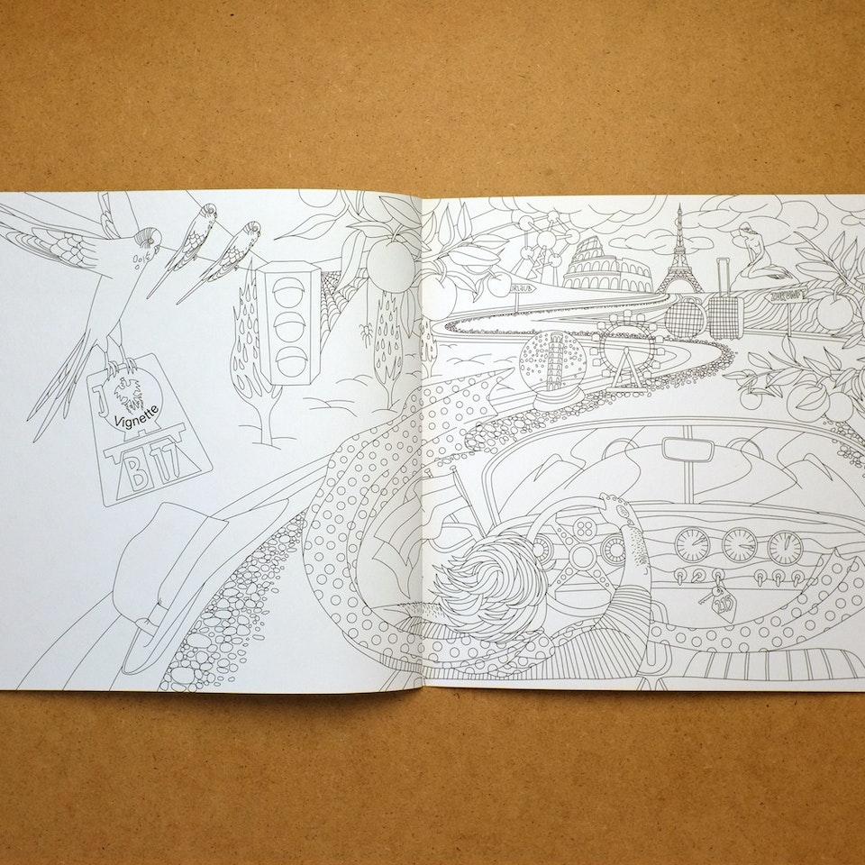 coloring book Bawag-7