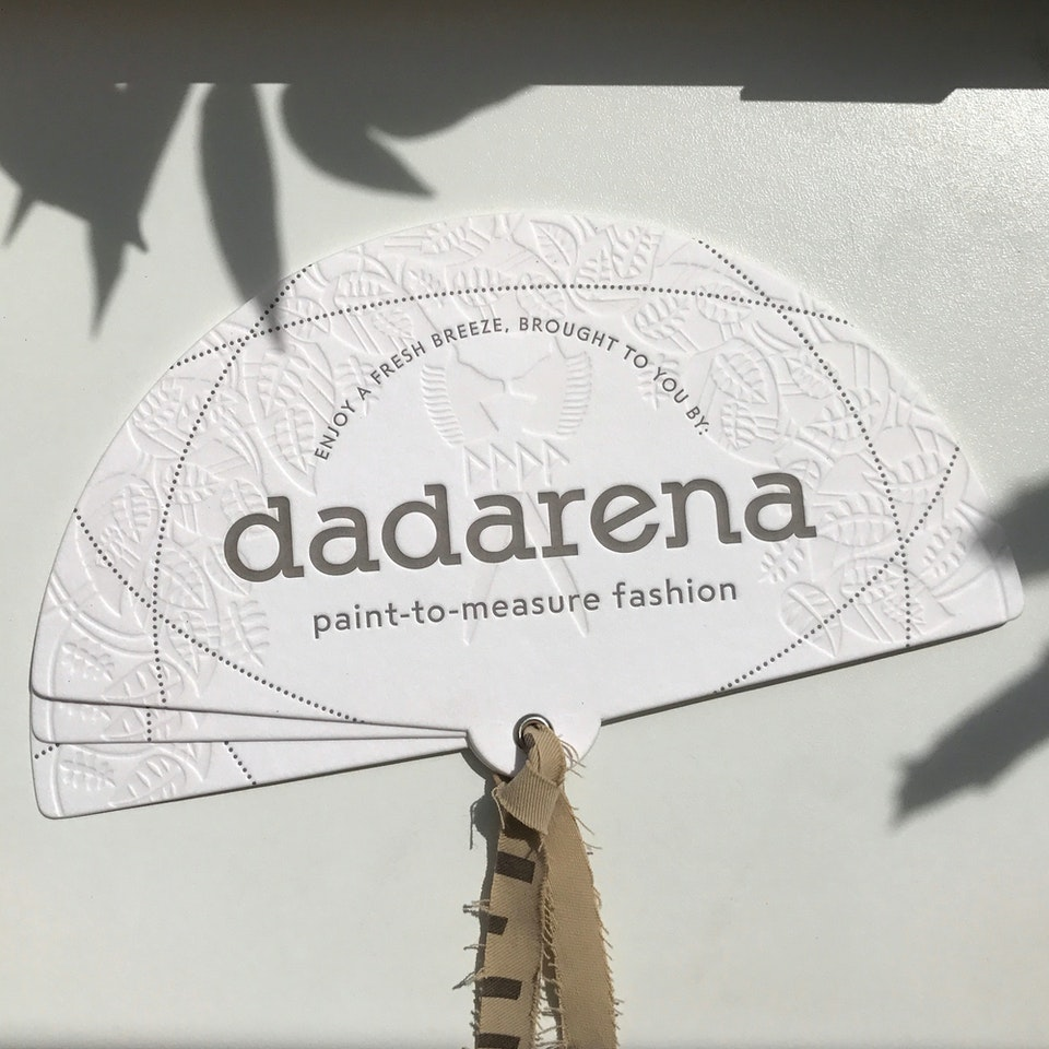 Renate Stoica - CI design for dadarena