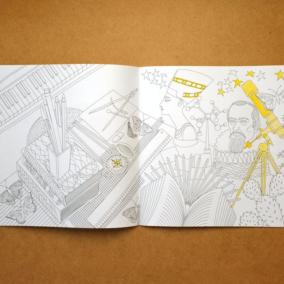coloring book Bawag-3