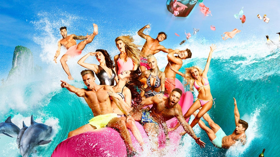 EX ON THE BEACH: ONE HELL OF A RIDE