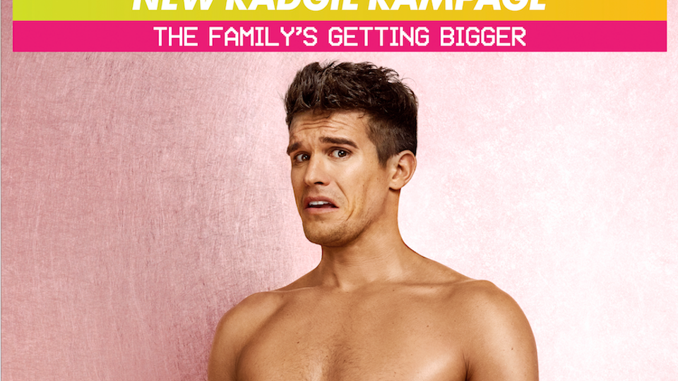 GEORDIE SHORE: THE FAMILY'S GETTING BIGGER