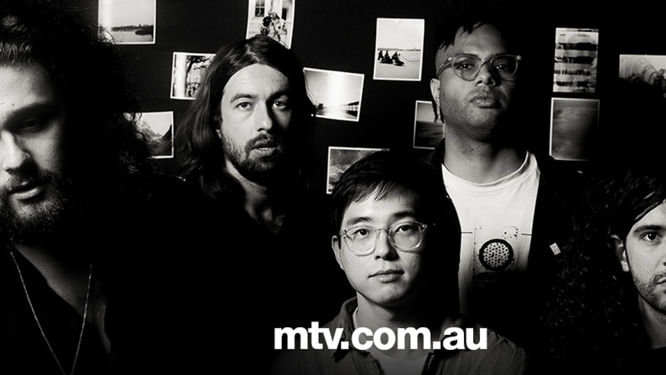MTV UNPLUGGED MELBOURNE: GANG OF YOUTHS