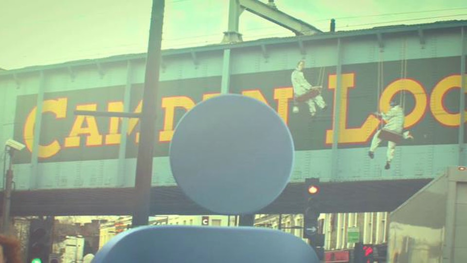 MTV CAMDEN CRAWL: NO CAMPING ALLOWED