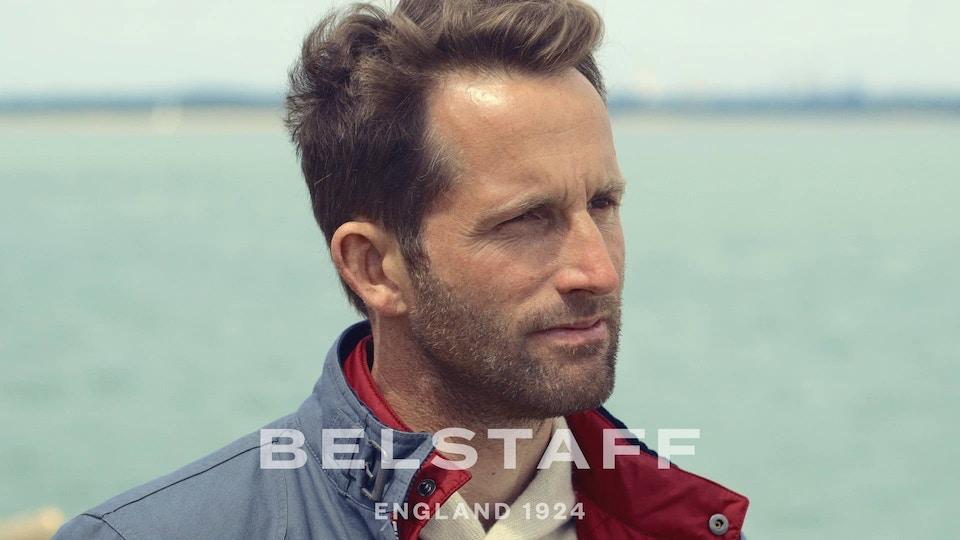 Belstaff: Ben Ainslie