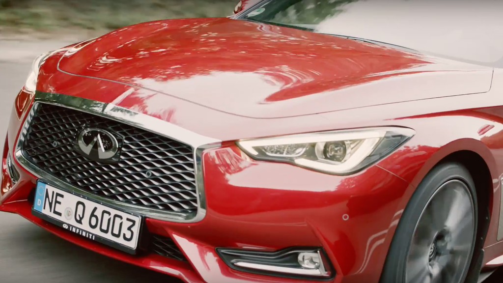 Infiniti Q60 - Performance Features
