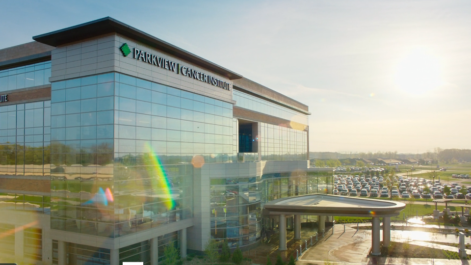 """Parkview Cancer Institute """"A Better Tomorrow Today"""""""