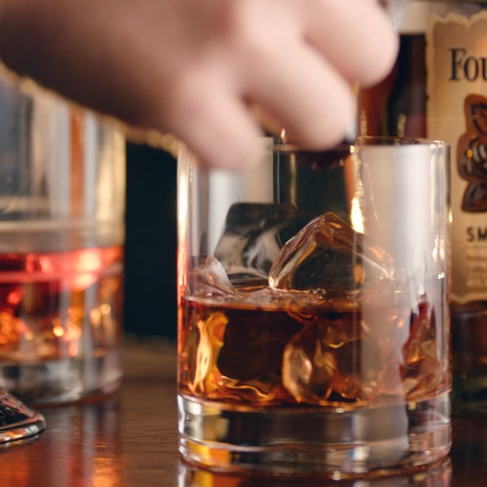 """Road Pictures - Four Roses """"Intermediate"""""""