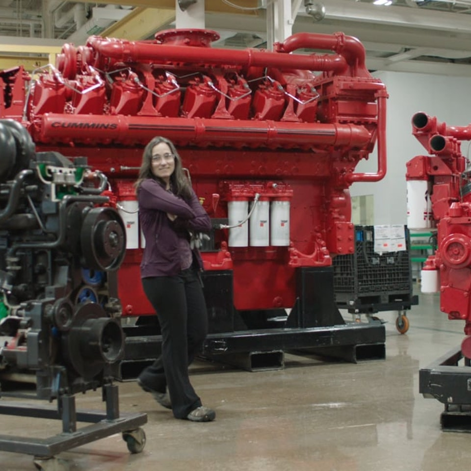 """Road Pictures - Conexus Indiana """"What is Advanced Manufacturing and Logistics?"""""""