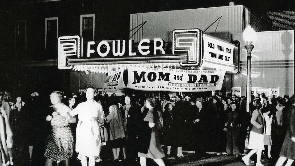 "Indiana Landmarks ""Fowler Theater"""
