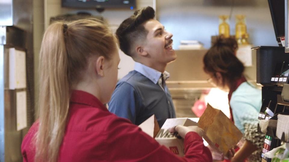 "McDonalds ""First Job"""