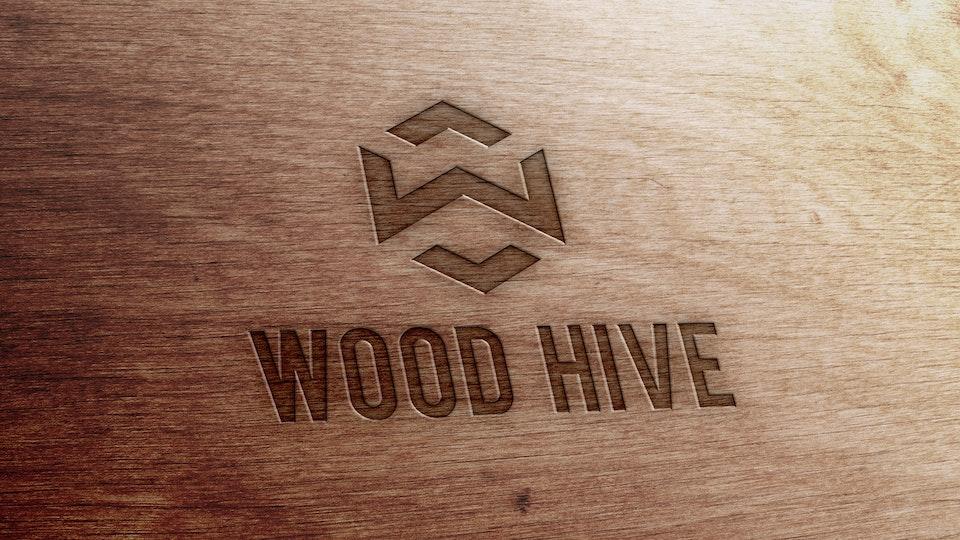 Wood Hive