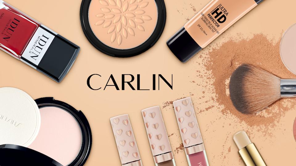 Carlin - Beauty eCommerce Website