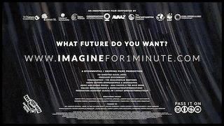 #ImagineFor1Minute