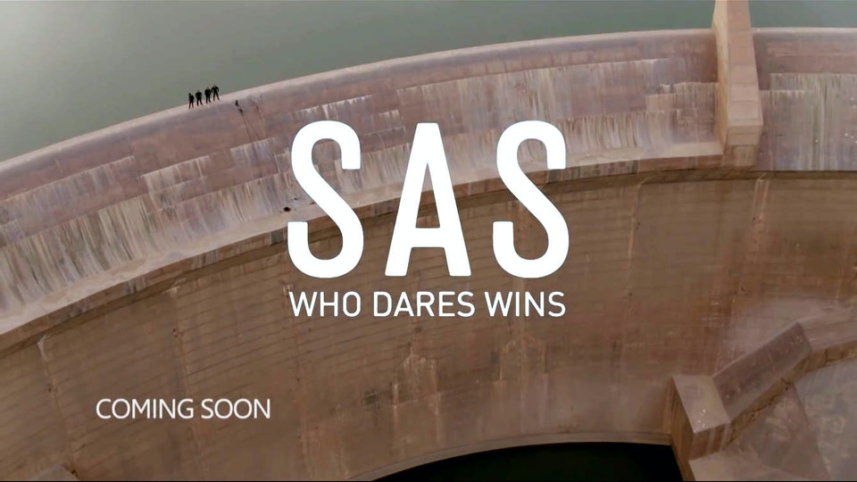 SAS WHO DARES WINS - 3