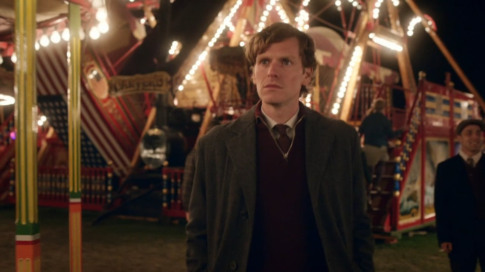 Endeavour Season 3 Launch Promo ITV