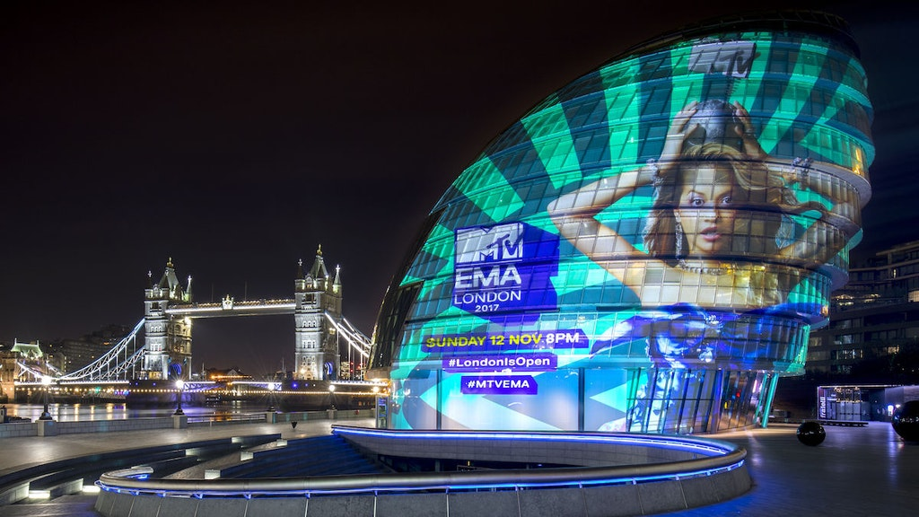 EMA London 2017