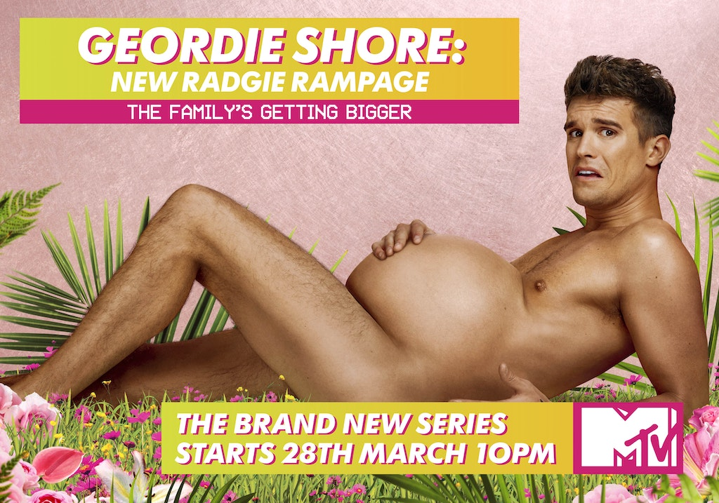 Geordie Shore The Family's getting bigger