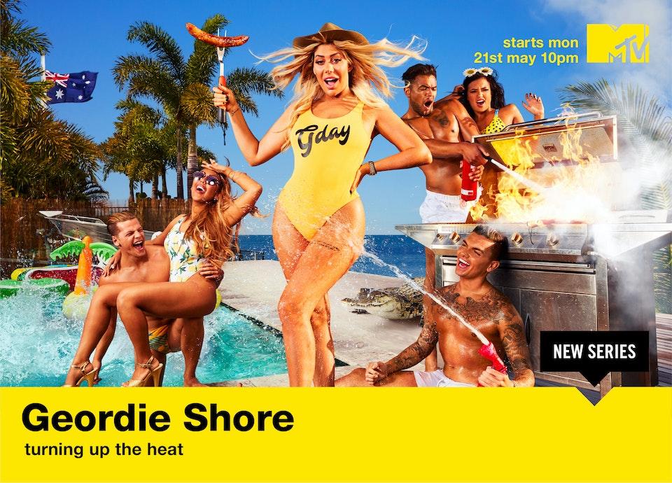 Geordie Shore Australia