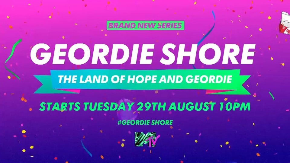 GEORDIE SHORE SERIES 15