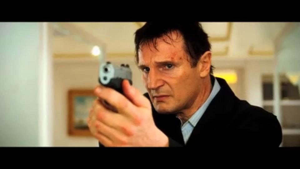 Action season on Film4