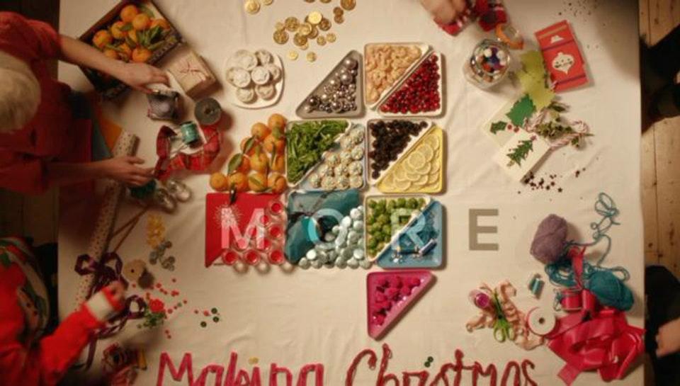More4 Making Christmas