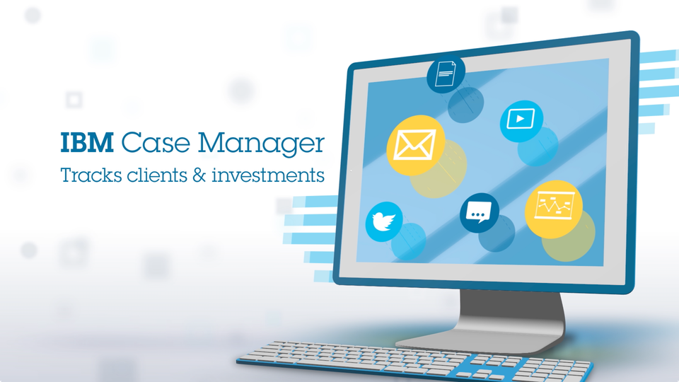 IBM ECM Case Manager for iPhone or iPad