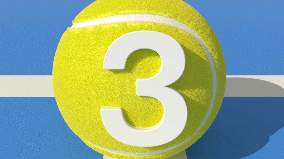 Three - A Tennis Show Podcast