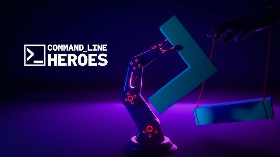 Command Line Heroes - Season 8 Teaser