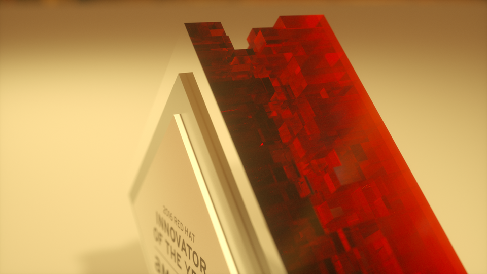 Red Hat Innovation Award