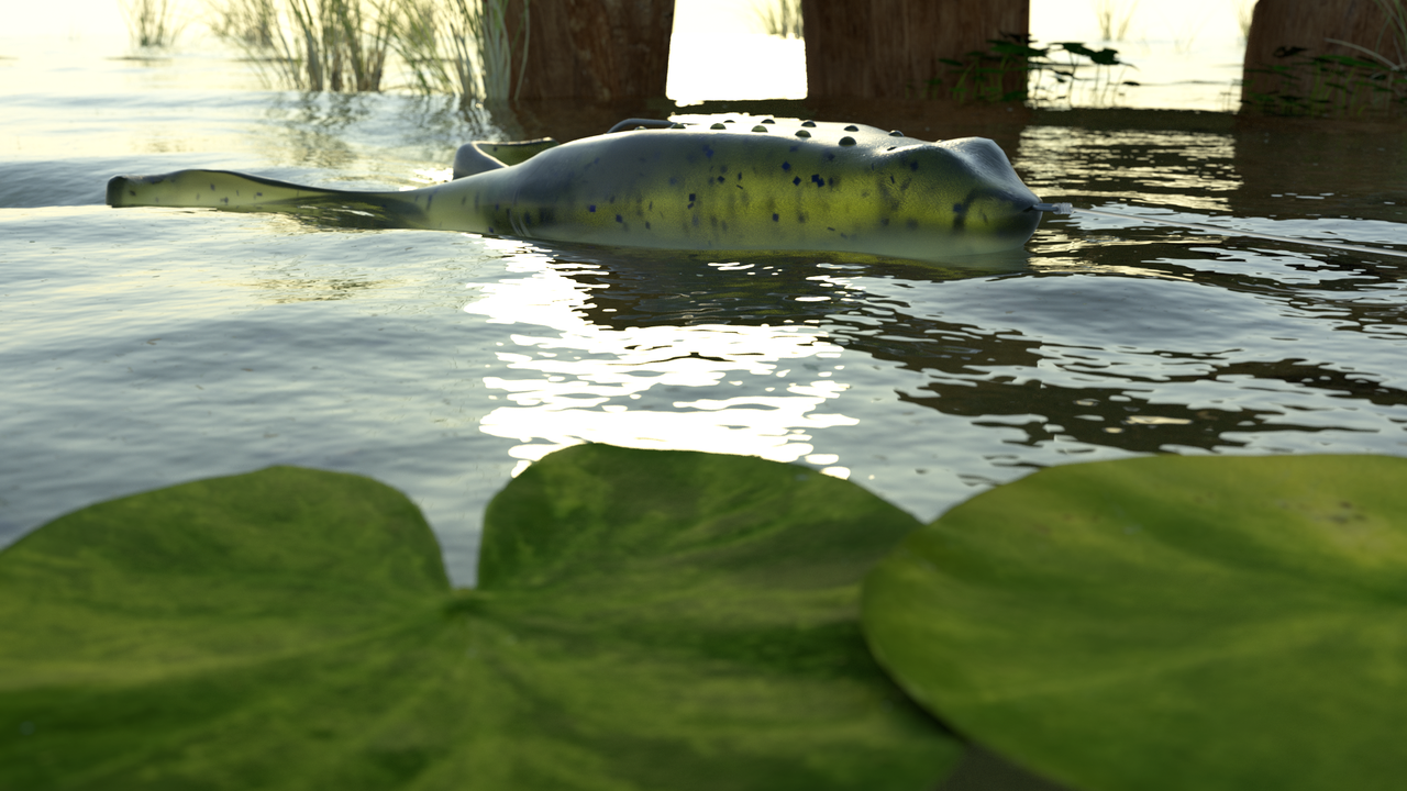 Gone Fishin' -