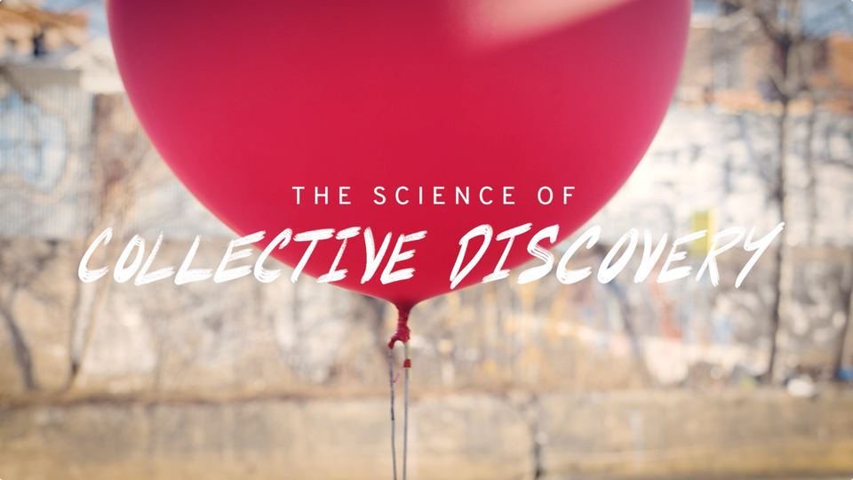 Open Source Stories: The Science of Collective Discovery