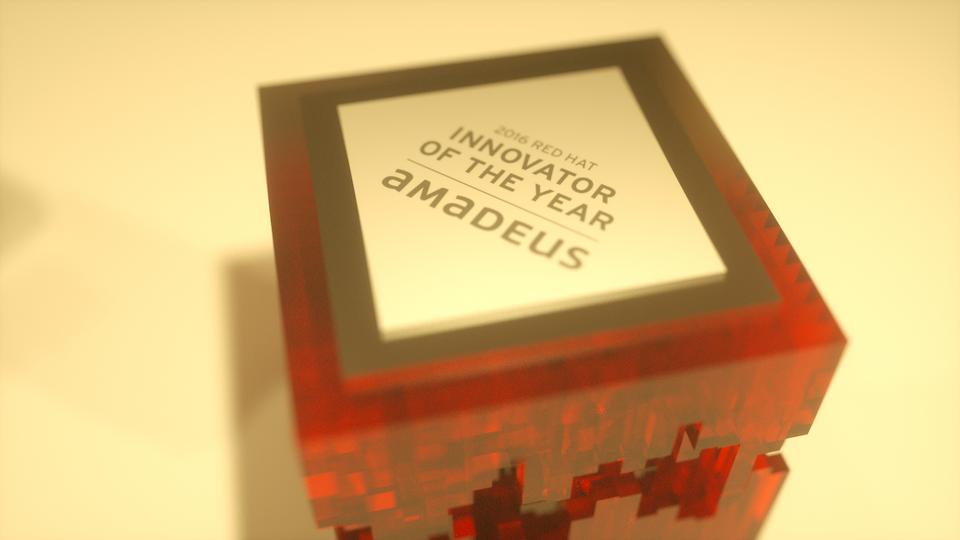 Red Hat Innovation Award