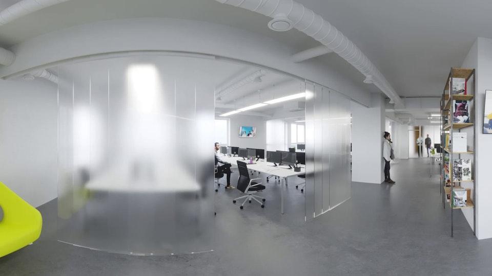 WIX.com interior viz panoramas