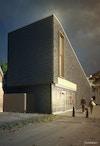Samrode building