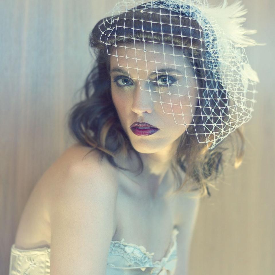 VINTAGE - ROSIE FRASER JARRED Photography - VINTAGE makeup - R.FRASER 1