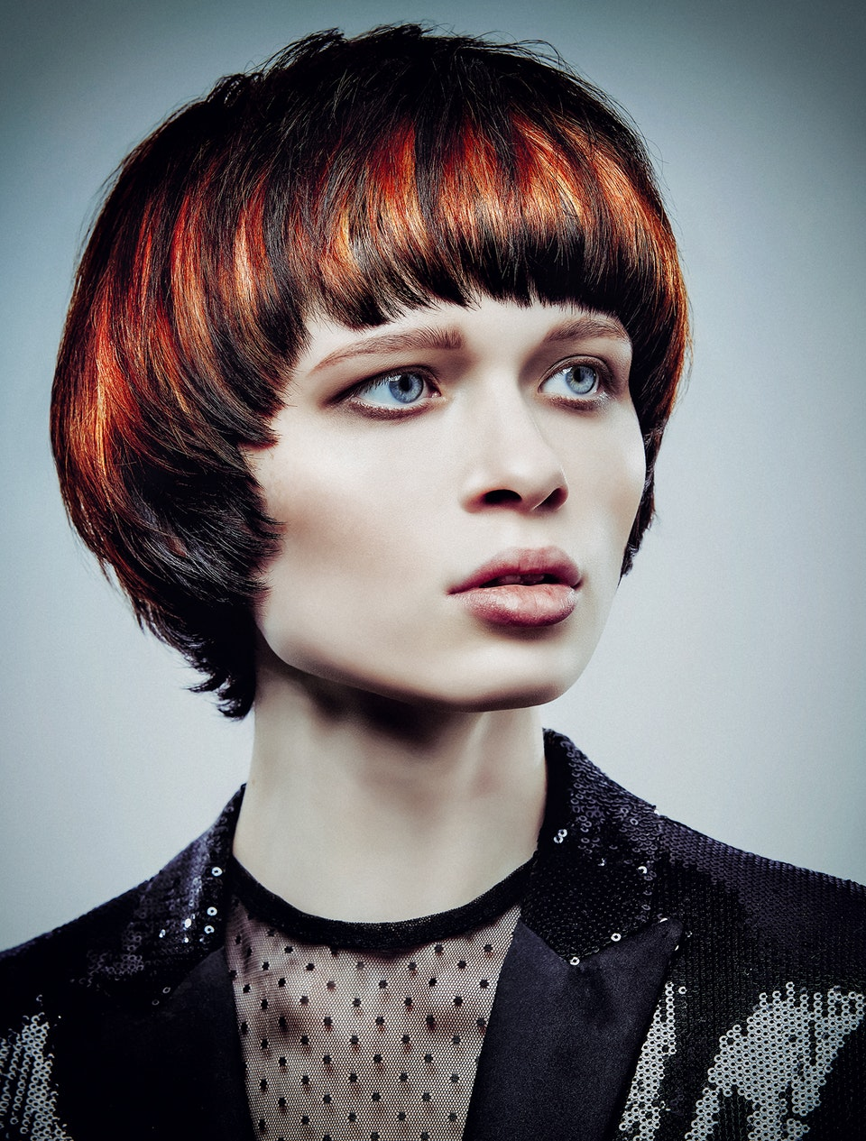 JARRED Photography - WELLA TREND VISION WINNER - DICKSON REID