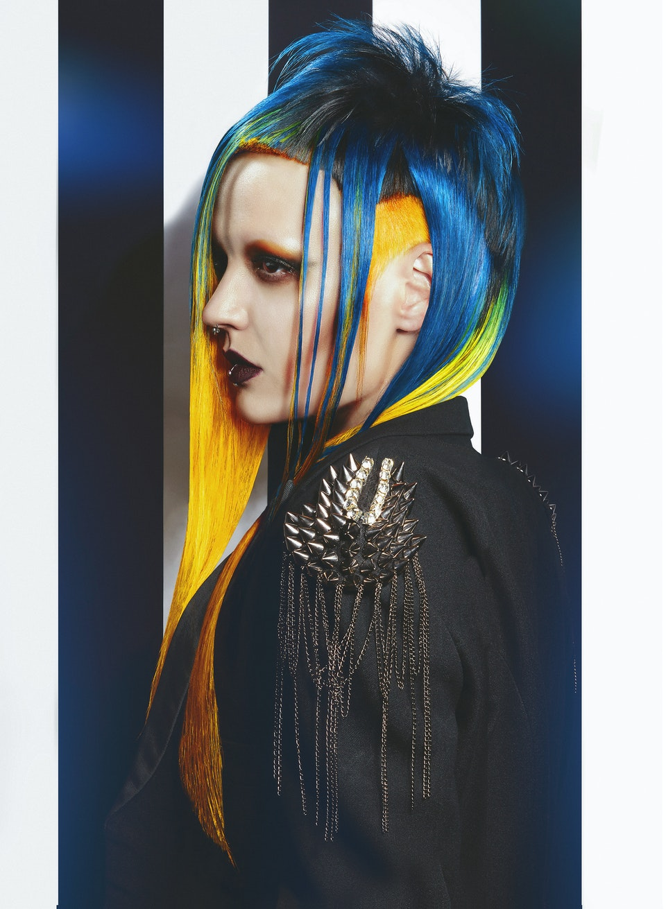 JARRED Photography - MARLENE LAMONT - URBAN HAIR - FELLOWSHIP