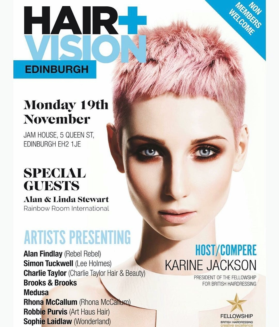 JARRED Photography - HAIR + VISION - FELLOWSHIP OF BRITISH HAIRDRESSING