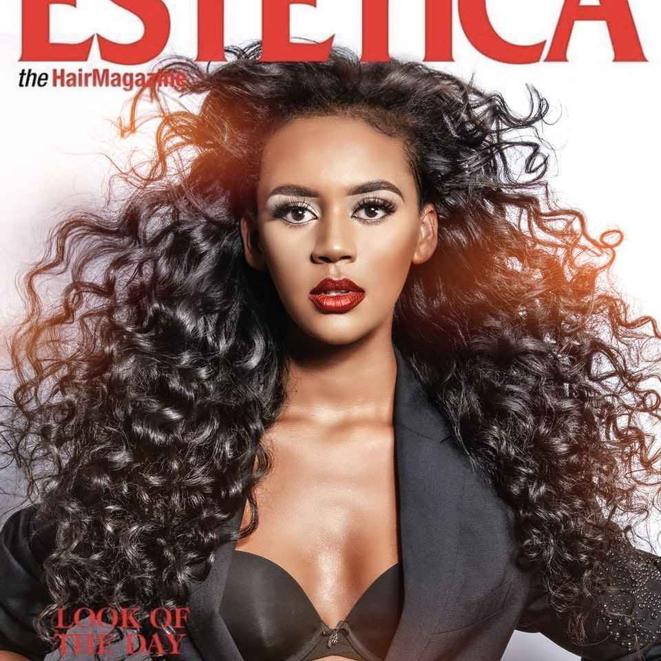 JARRED Photography - HAIR GOALS - ESTETICA