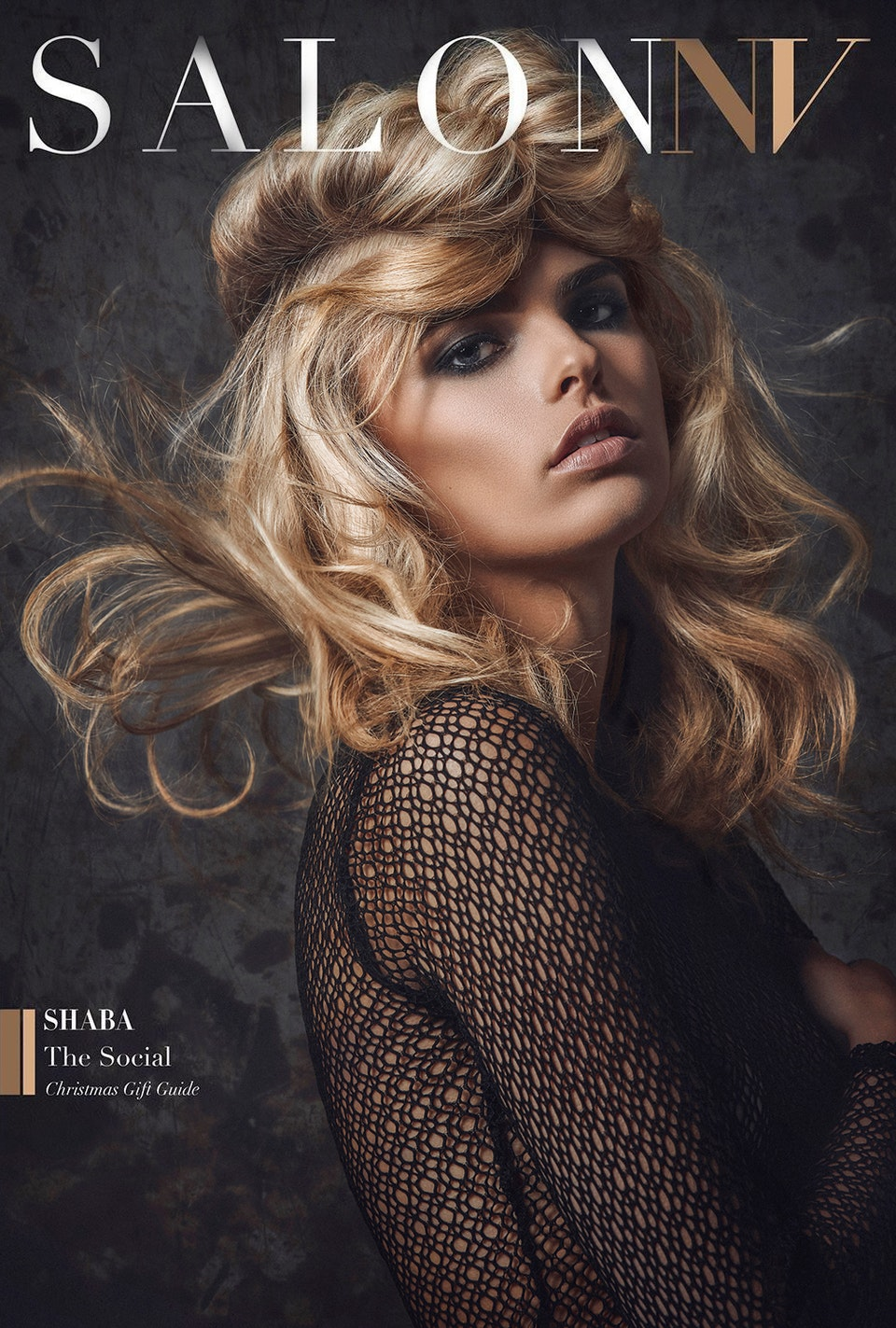JARRED Photography - FRONT COVER SALON NV MAGAZINE