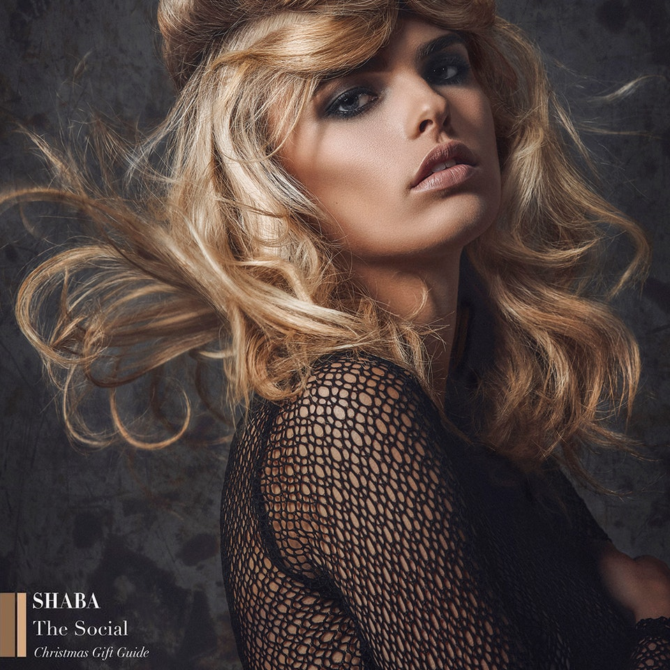 JARRED Photography - FRONT COVER SALON NV MAGAZINE