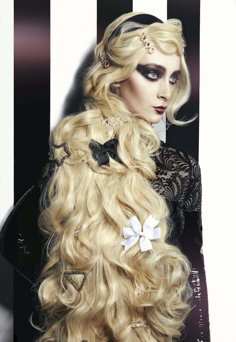 JARRED Photography - PETER MELLON - HAIR & VISION