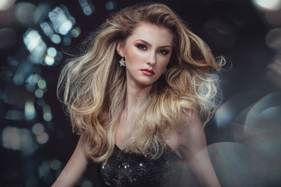 JARRED Photography - BIG COMMERCIAL HAIR
