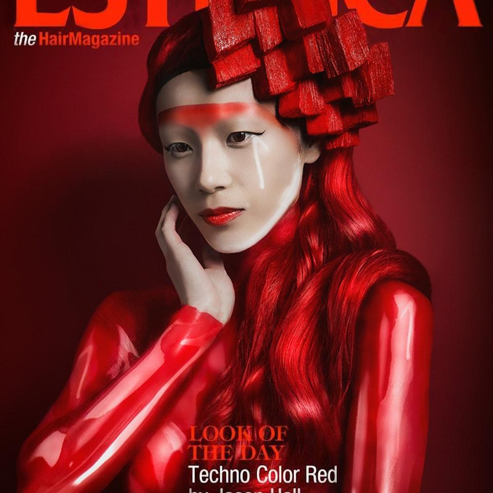 TECHNO COLOUR: RED bc8624050cbbb22c