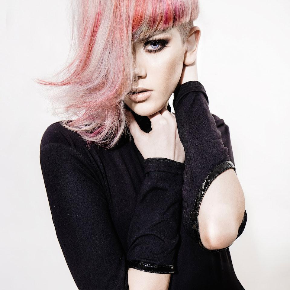 COLOURFUL HAIR JARRED Photography - COLOURFUL HAIR 6