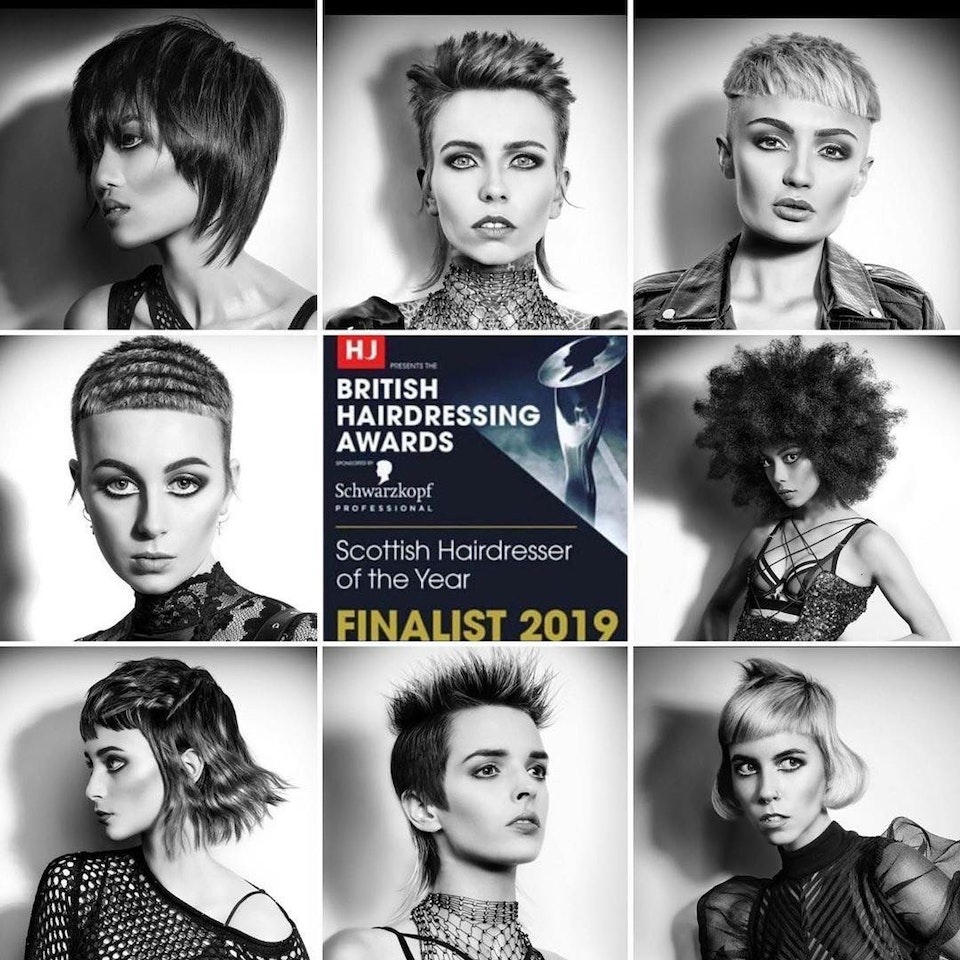 TEAR SHEETS Collin McAndrew BHA19 Finalist with Generation X Collection.