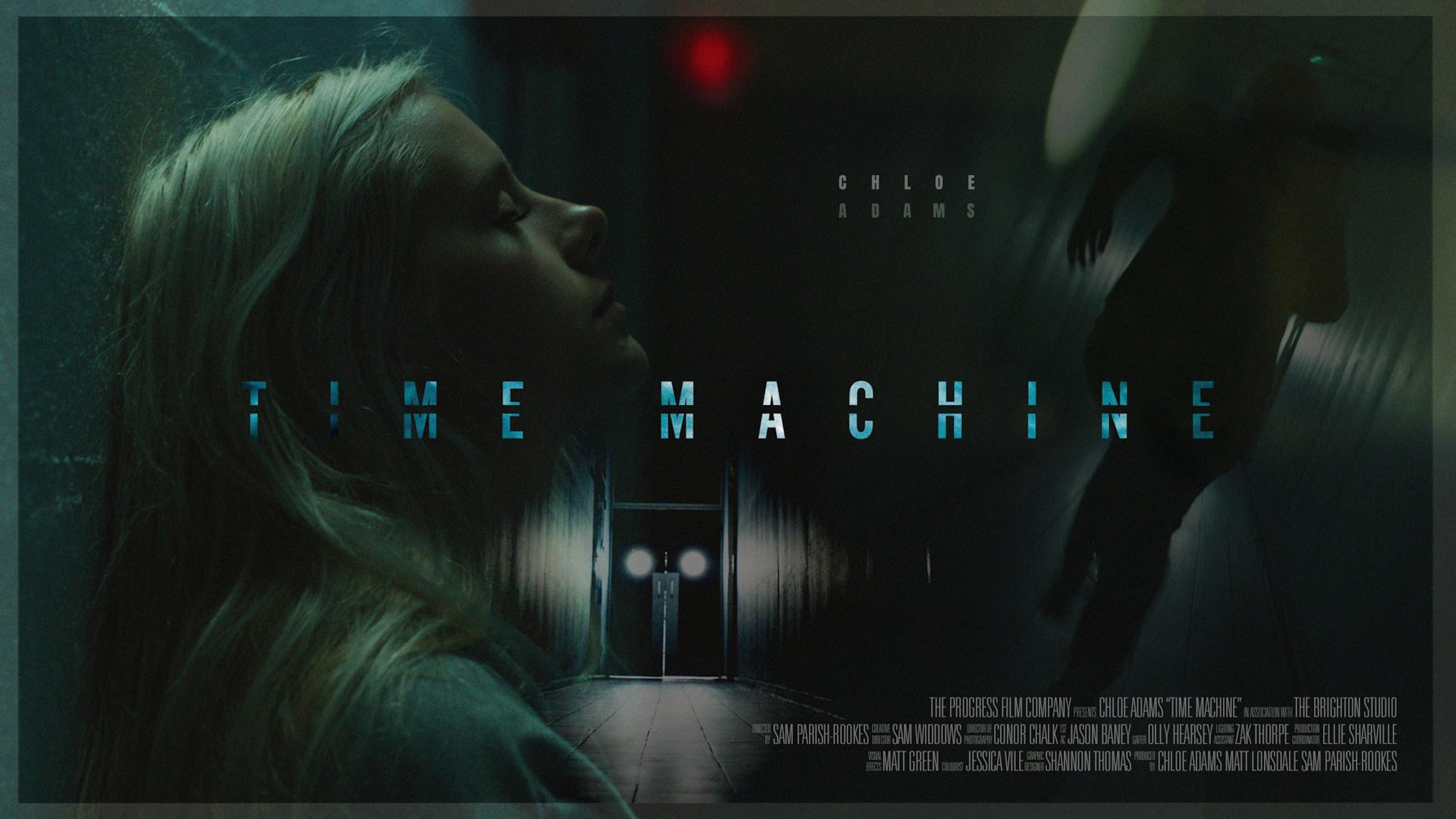 Chloe Adams - Time Machine